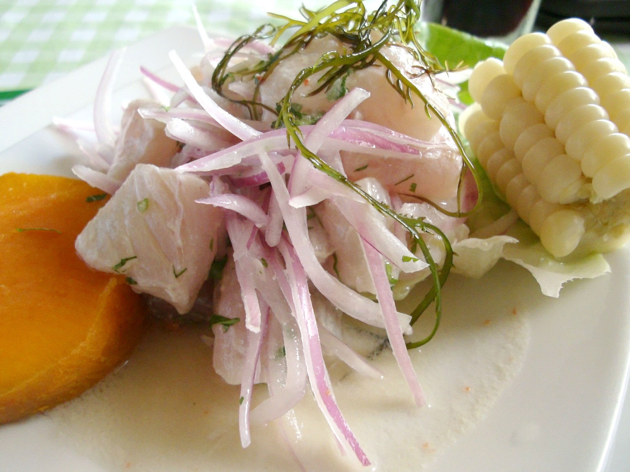 Cebiche Classic - The Sexy Star of Our Coasts