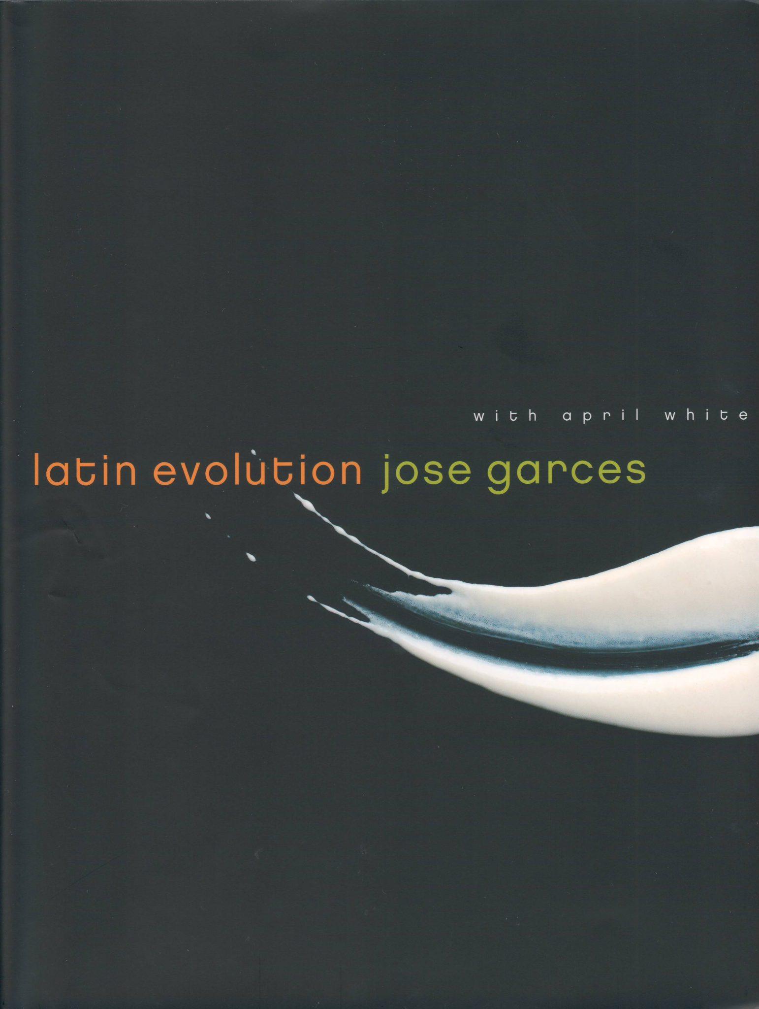 José Garcés ha construido una sólida y exitosa carrera, es un maestro en el manejo de las más complicadas técnicas imaginables