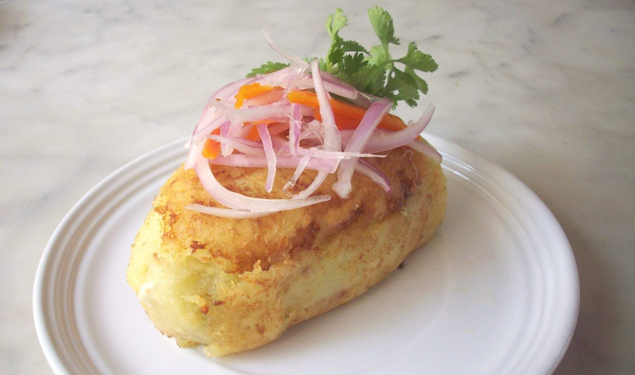 Papa rellena, a thousand and one stuffings | PERU DELIGHTS