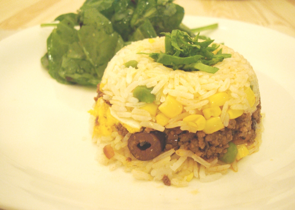 Arroz Tapado – The Lazy Cook's Favourite | PERU DELIGHTS