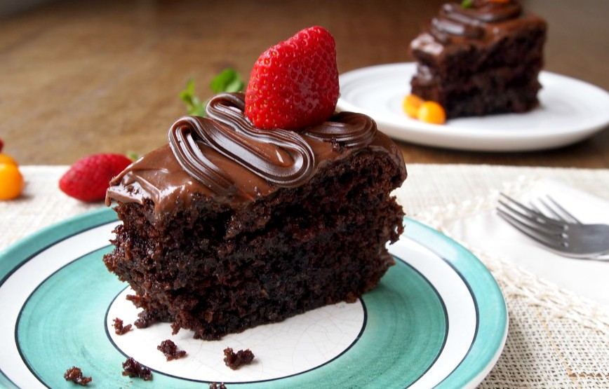 It S Chocolate Cake Day The Perfect Excuse To Indulge