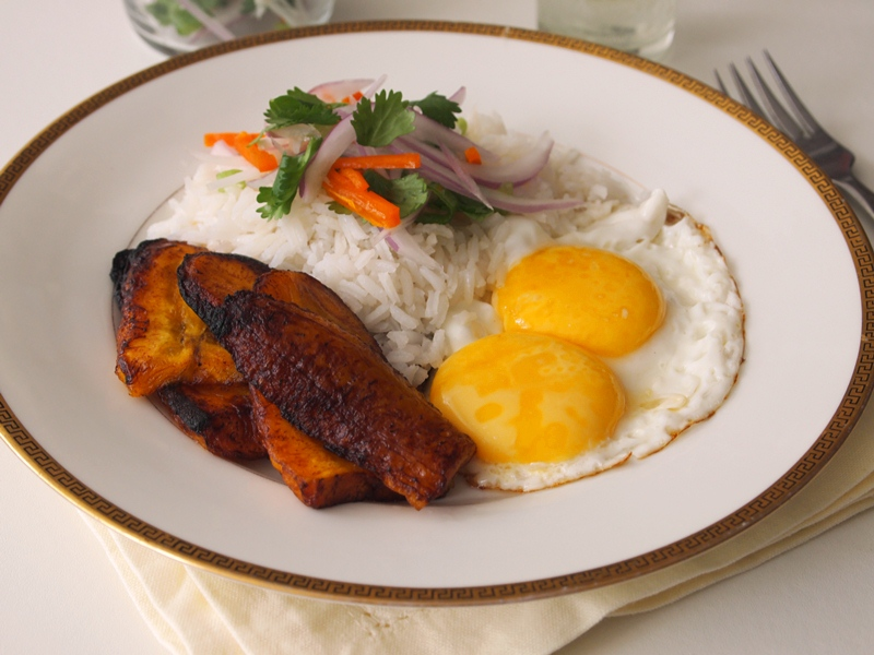 A Kitchen Is Launching An Express Lunch Service: Arroz A La Cubana, An Express Lunch To
