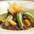 Quinoa and Pichuberry Salad