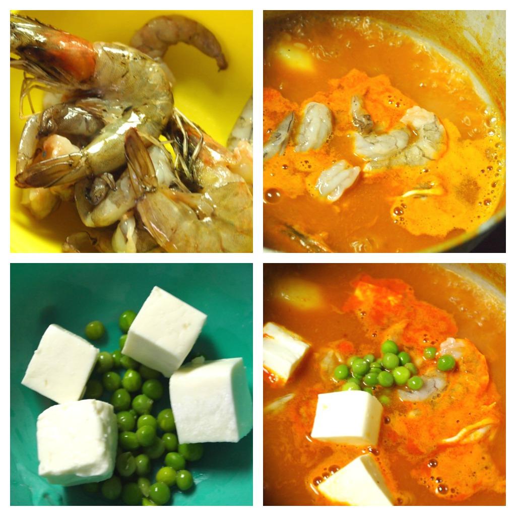 Shrimp Chupe