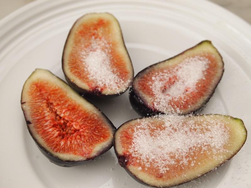 figs brûlee
