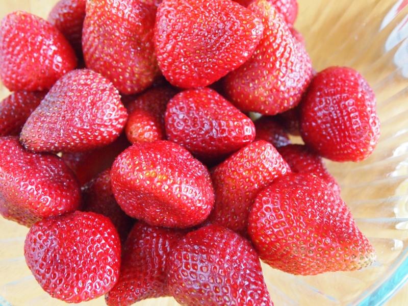 Strawberry Frappé