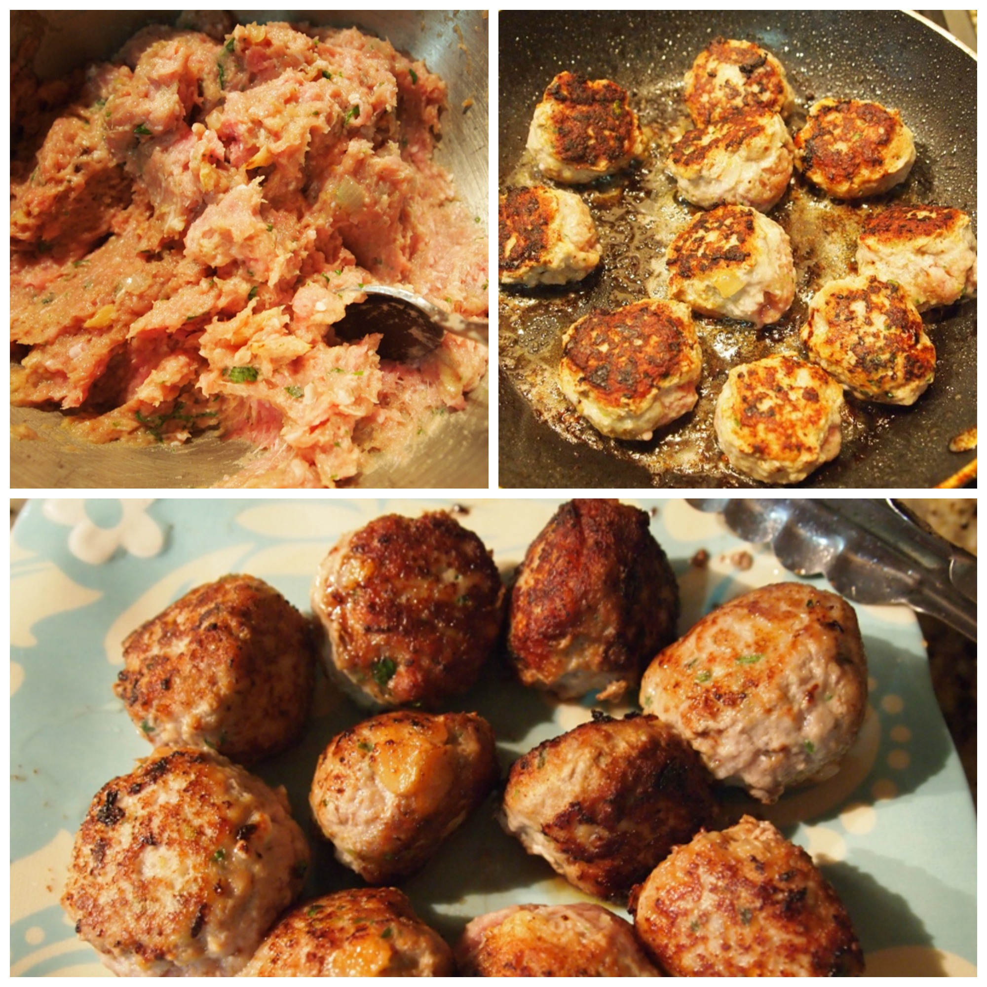 turkey meatballs fettuccine with turkey meatballs and smoky sauce ...