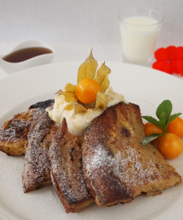 Paneton peru delights paneton french toasts making the best of your leftovers forumfinder Image collections
