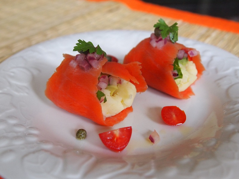 Smoked Salmon and Causa Bites. jpg