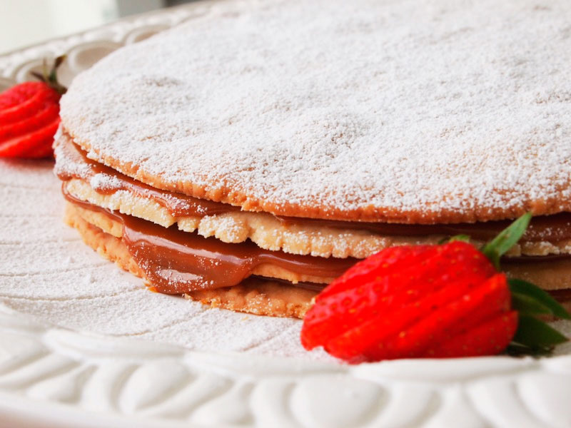 Alfajor Capullano