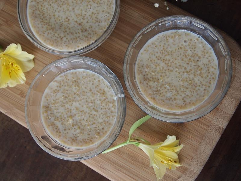 Quinoa Pudding // Quinua con Leche   PERU DELIGHTS