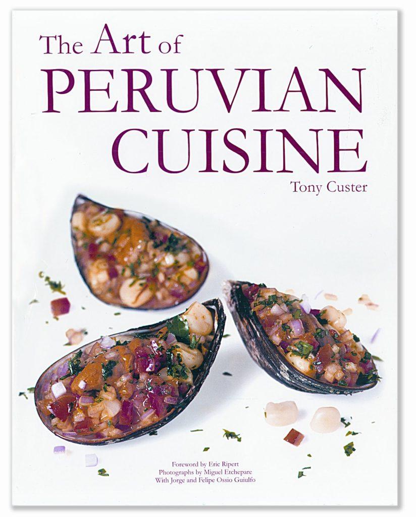 past and present of peruvian cuisine essay