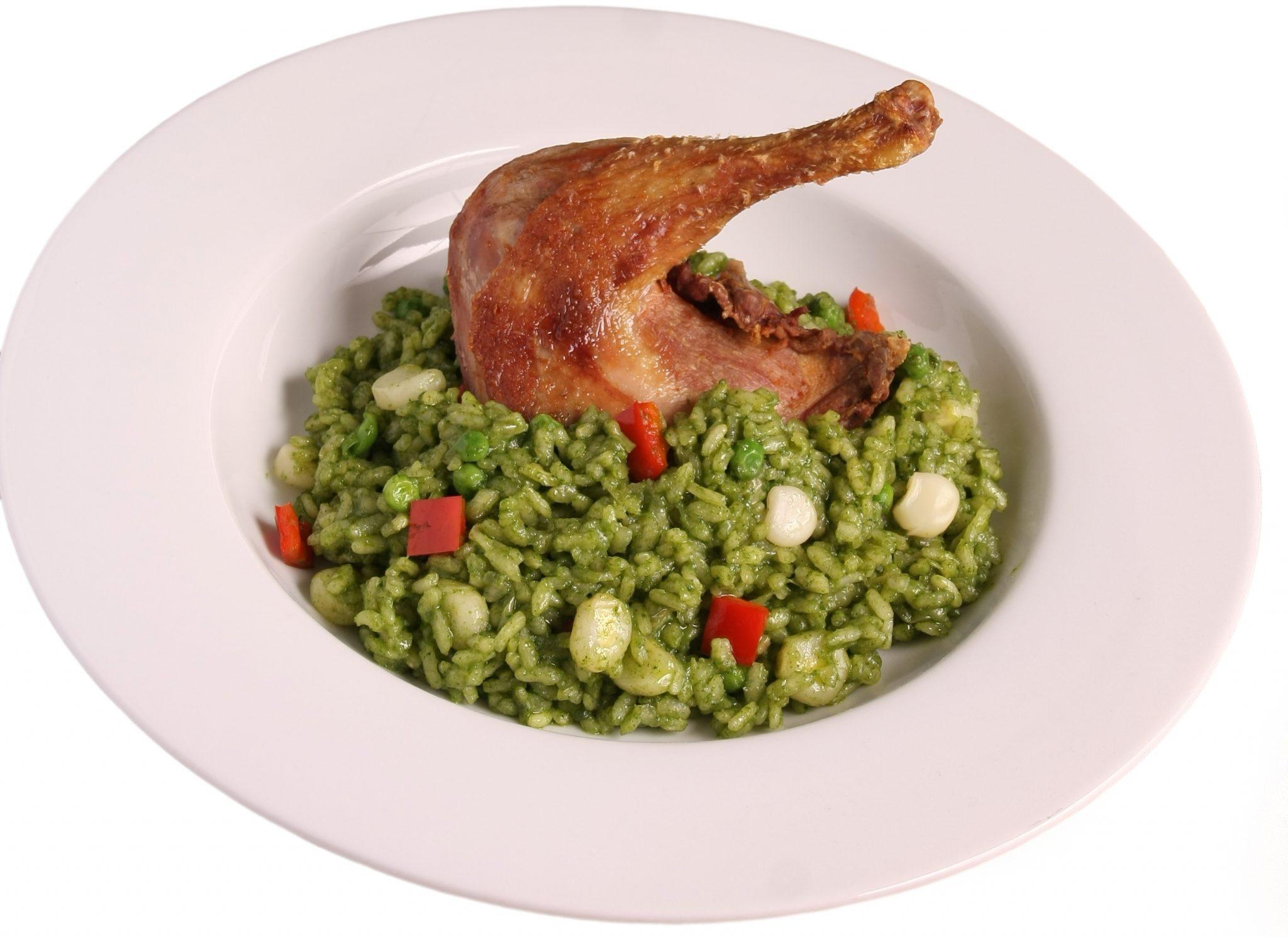 Arroz Con Pollo Recipe Receta Peru Delicias Peru Delights