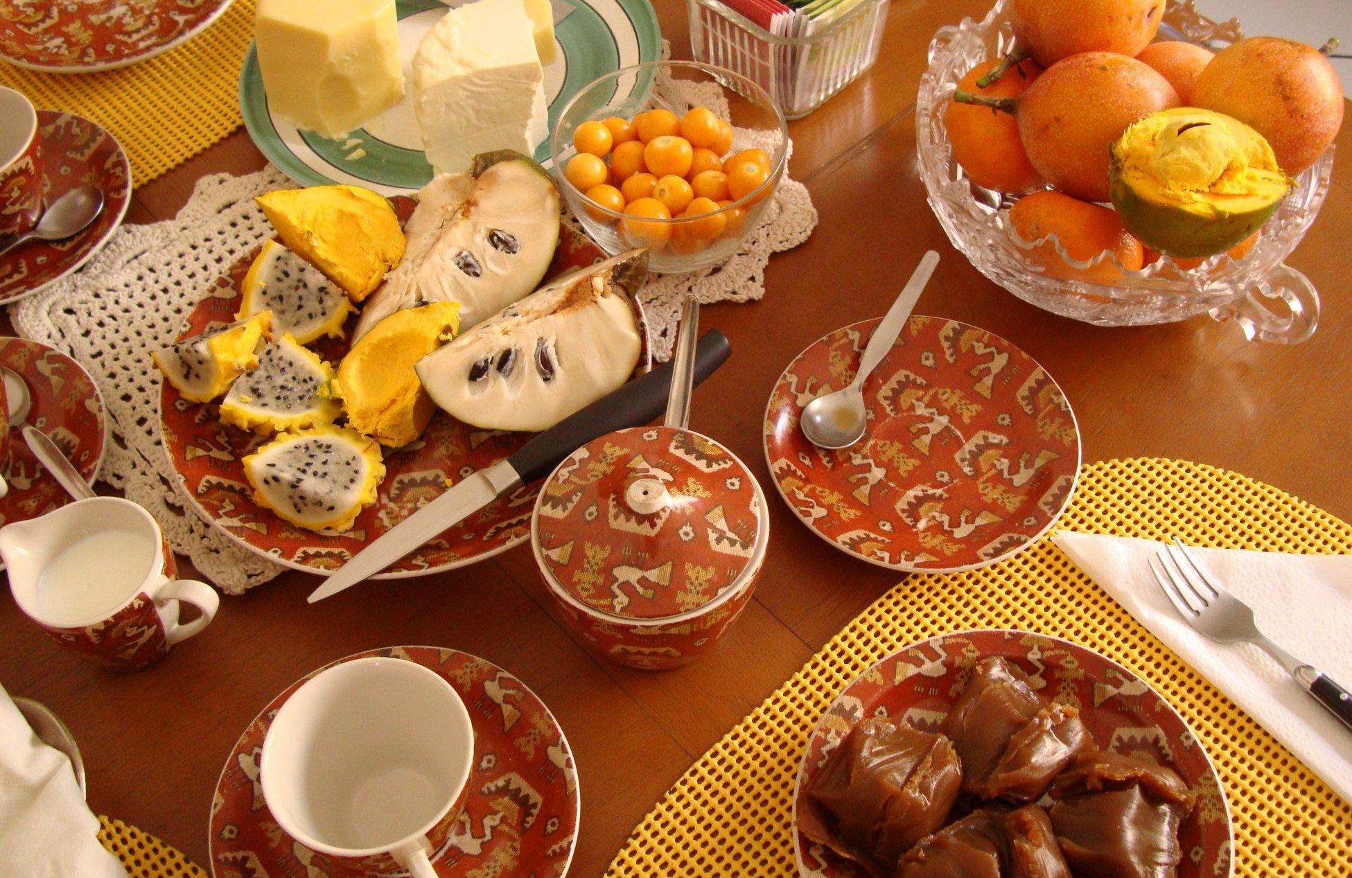 Miercolessinpalabras desayuno en casa peru delicias - Desayunos en casa ...