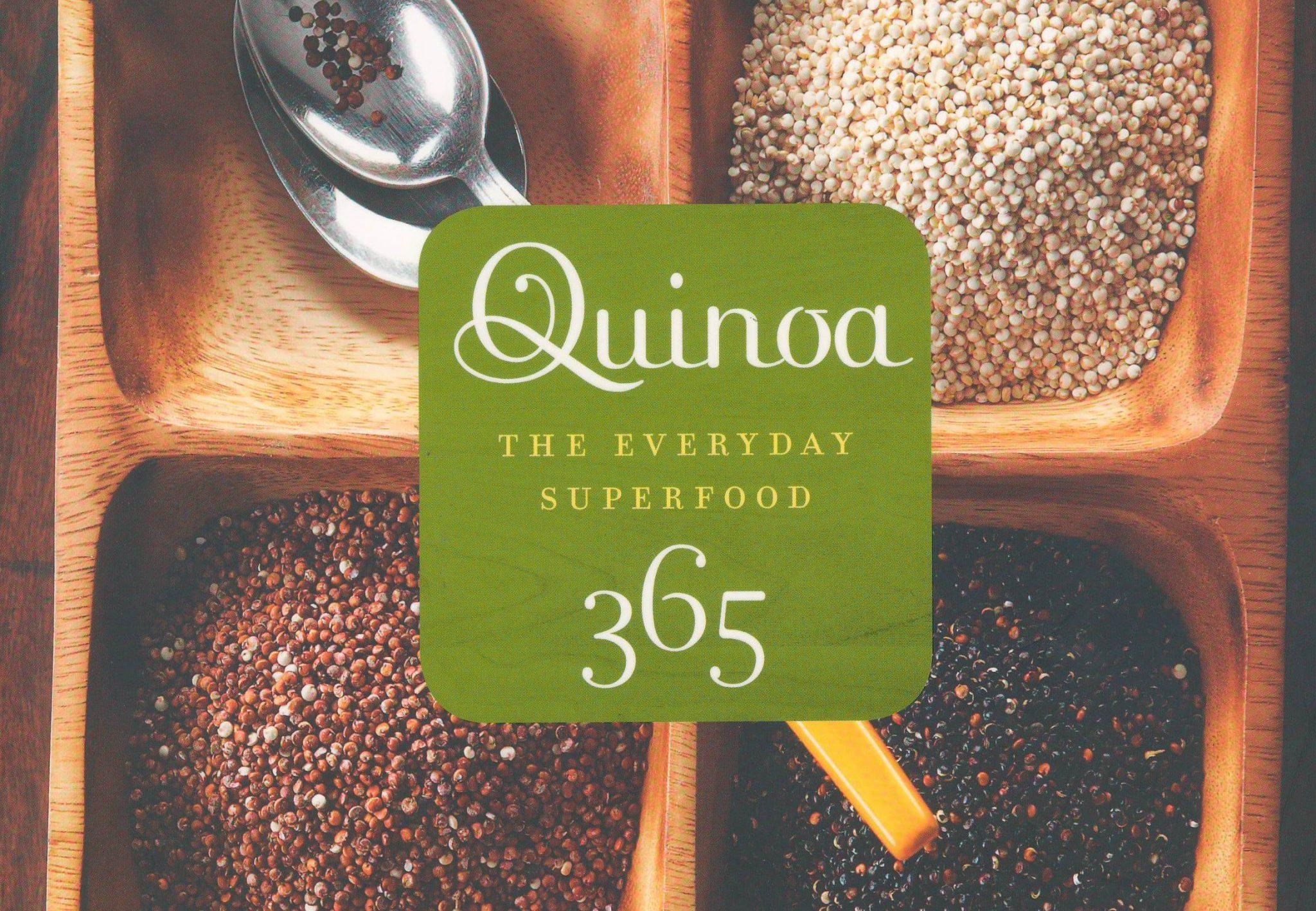 quinoa cortado