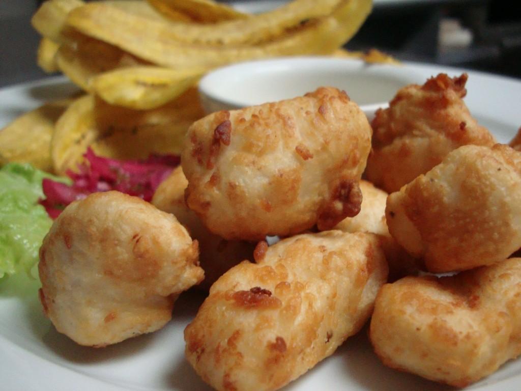 Chicharrón de Pescado, Fish Fritters That Will Make You a ...