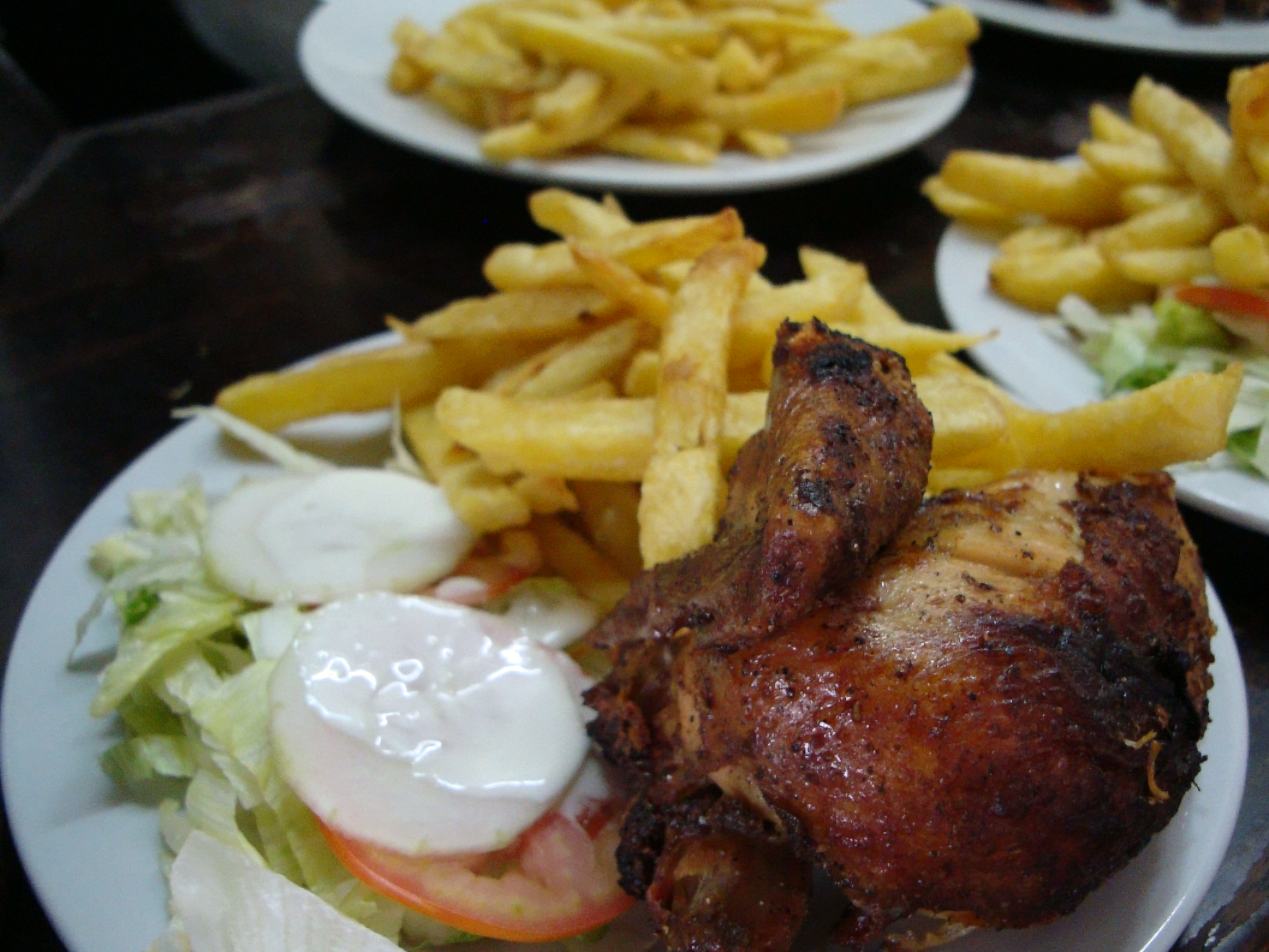 Pollo A La Brasa A Golden Passion Peru Delights