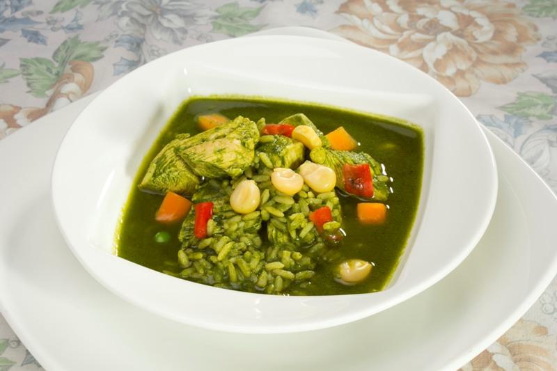 Aguadito de Pollo - Chicken and Cilantro Soup to Warm Your Body ... 858954555ff