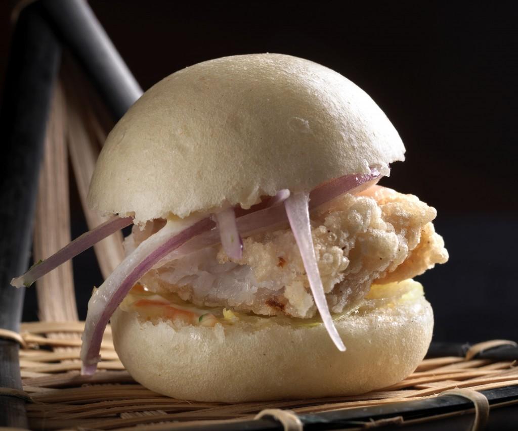 Pejesapo Sandwich