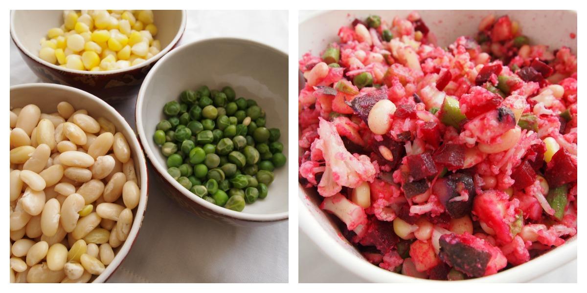 Russian salad 2