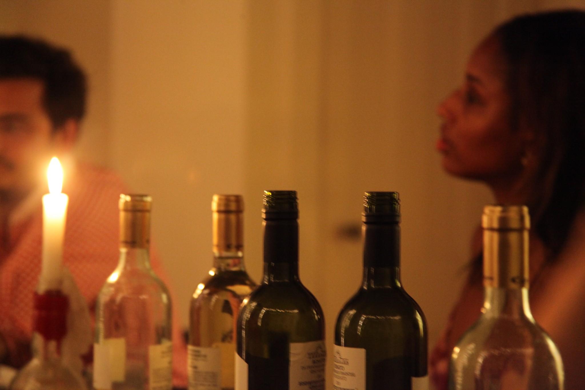 de Porres wine pairing