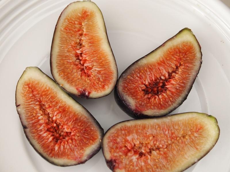 figs brûlée