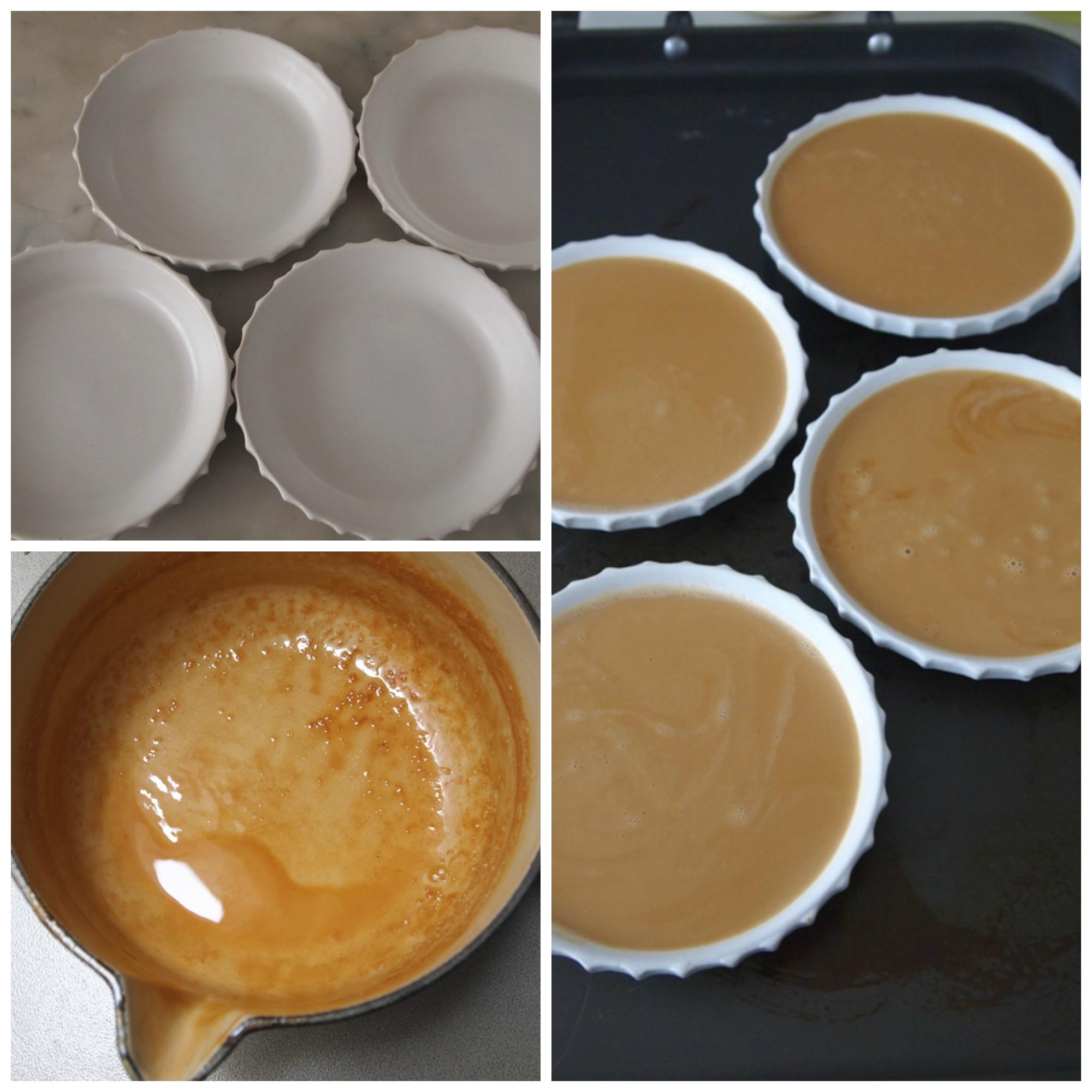 Algarrobina Crème brûlée