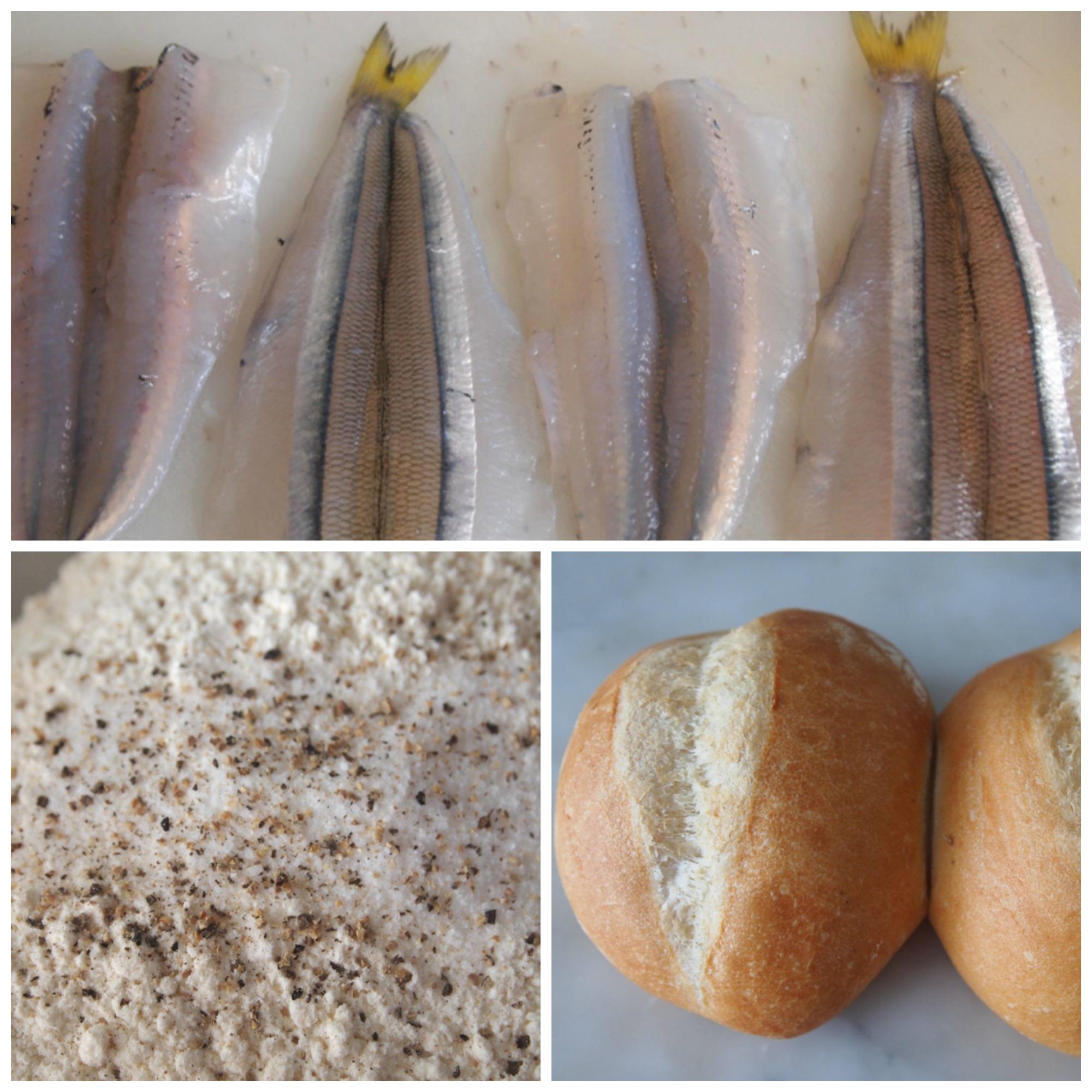 pan con pejerrey