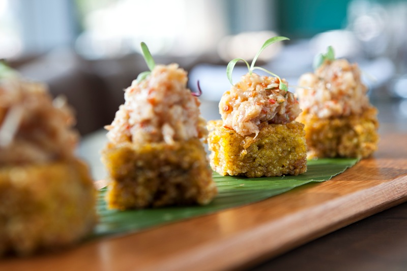 Tucsichis de arroz