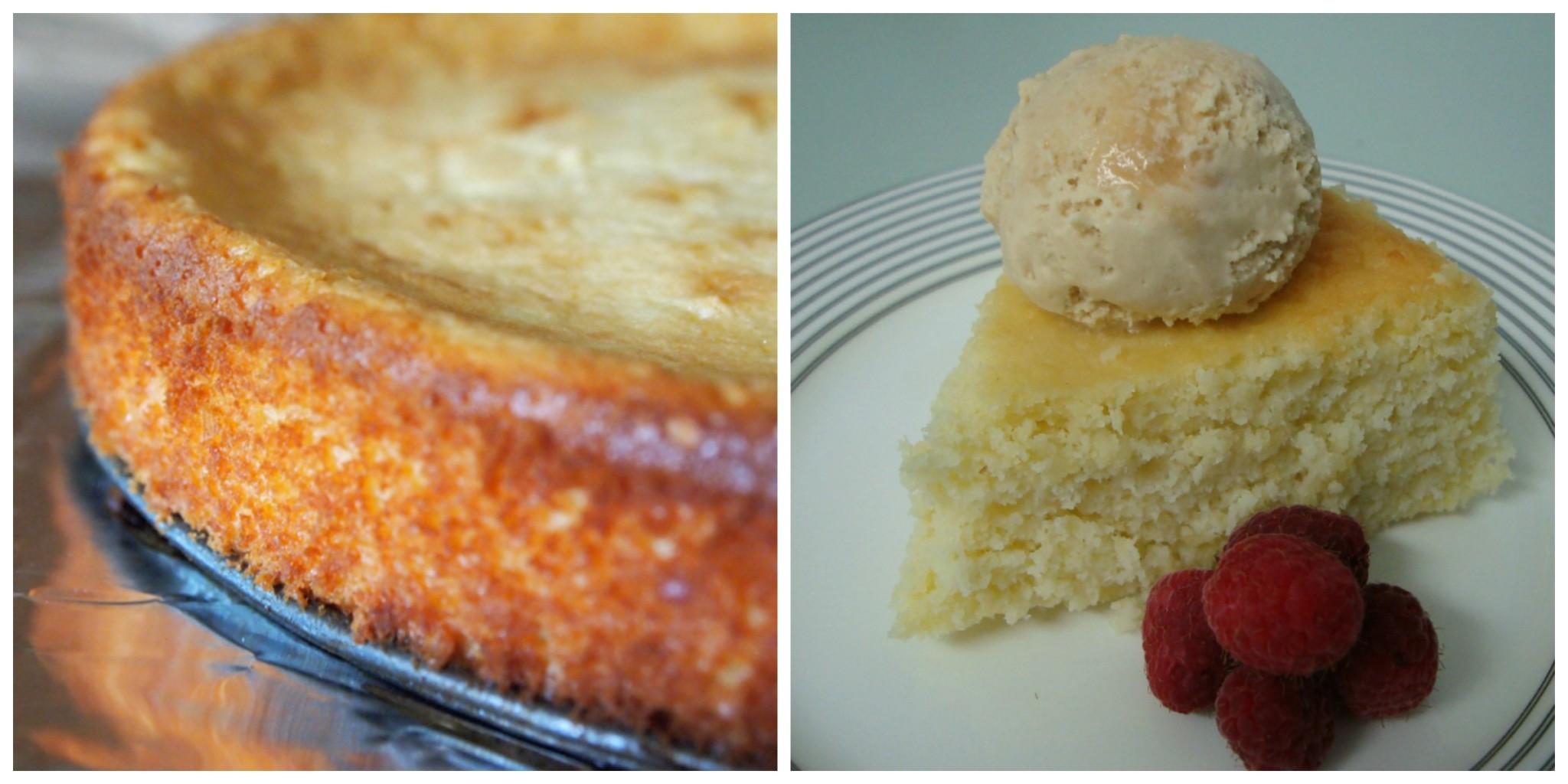 Peruvian Corn Cake Recipe