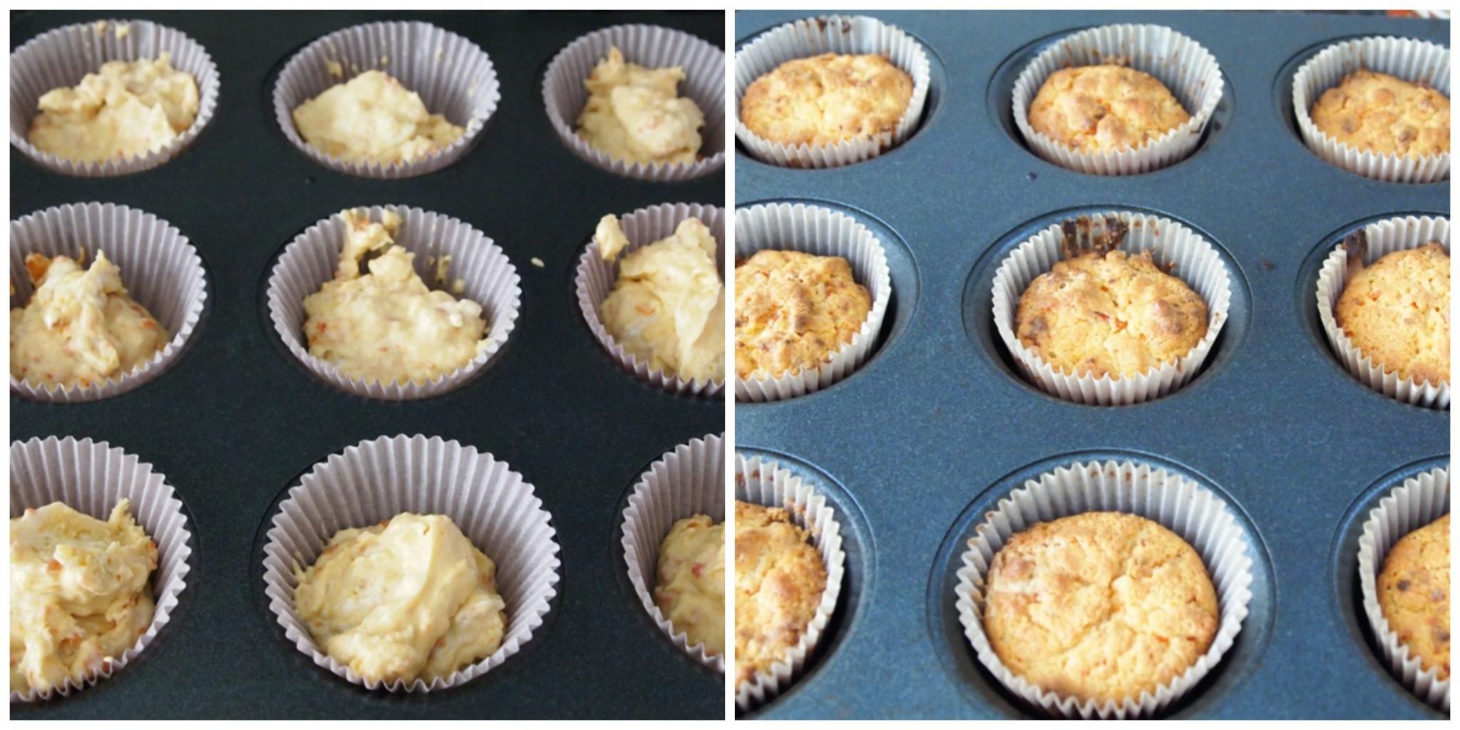 Maseca muffins and salchicha de Huacho. jpg