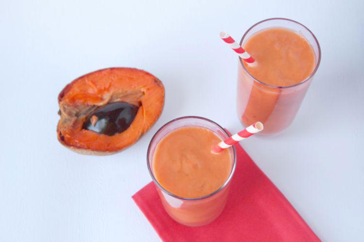 sapote-smoothie