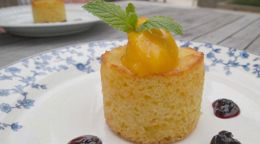 Cake de yuca